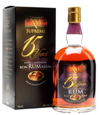 Xm Rum Supreme 15 Year 750ml